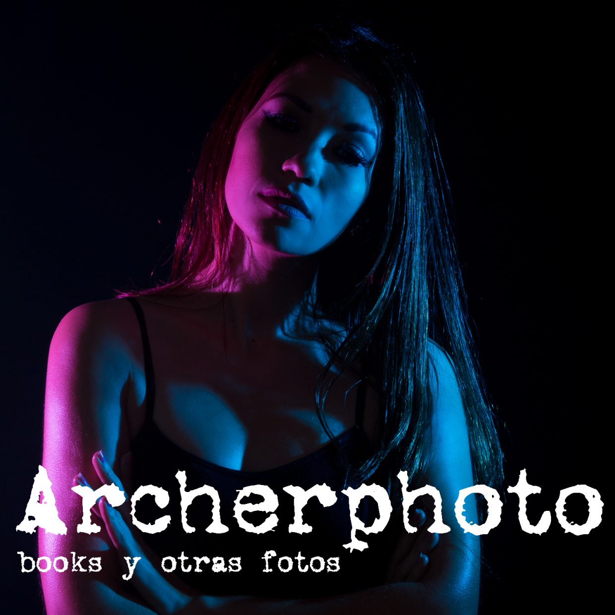 Mariana in the studio (2) by Archerphoto, professional photographer in Spain