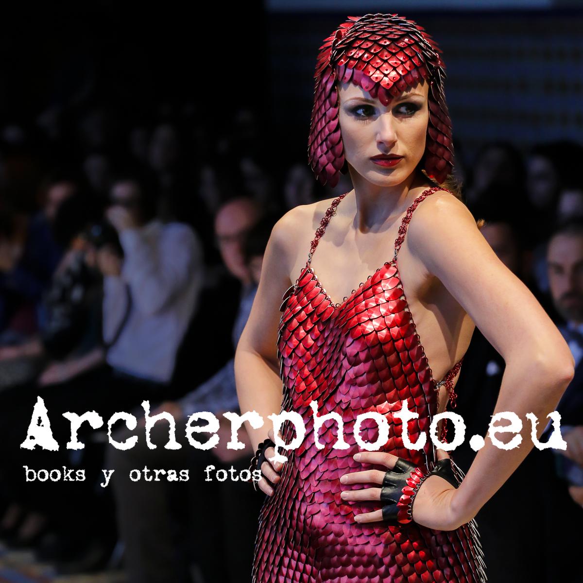 Carla Denecker in Anillarte, Valencia Fashion Week, February 8th 2013