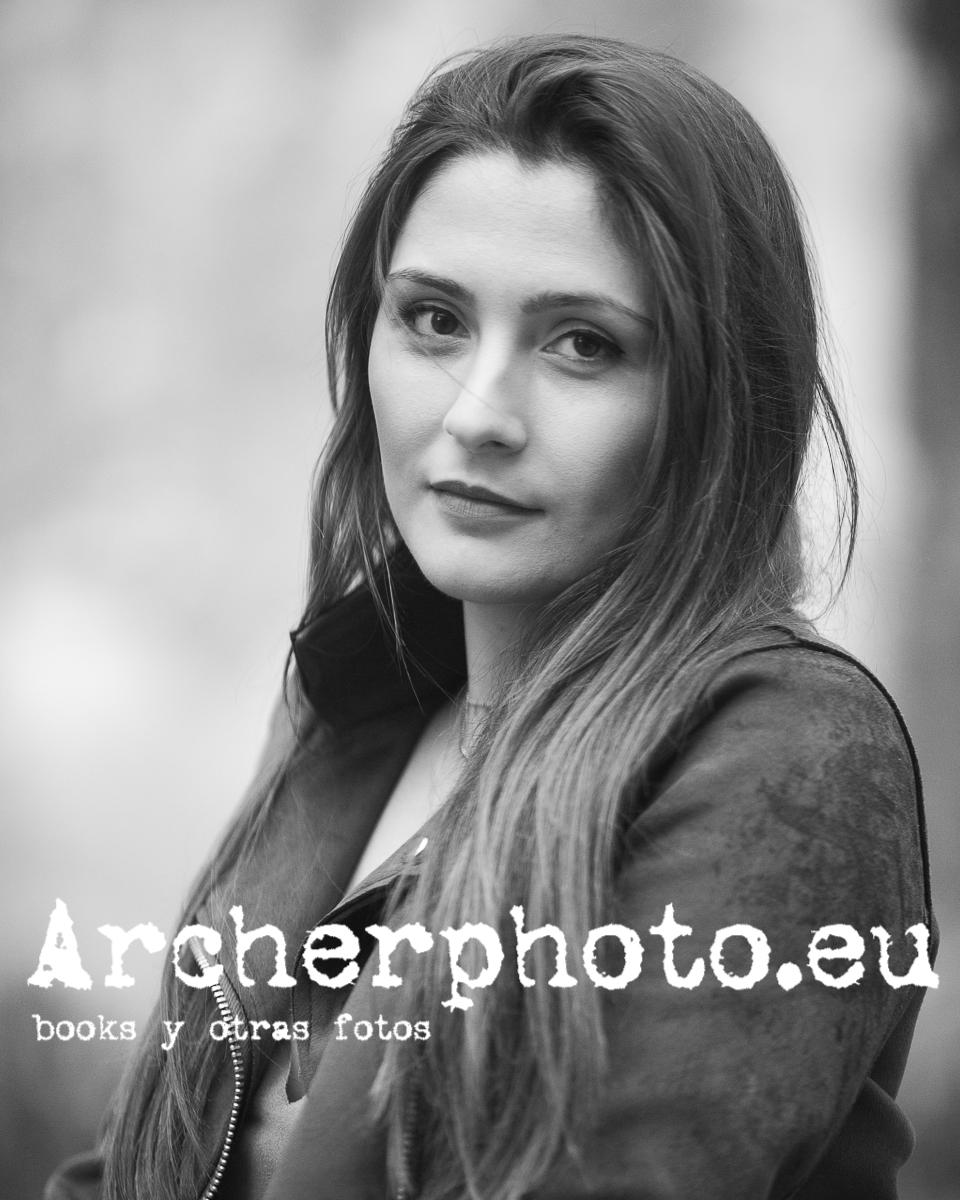 Another Iris portrait. Fotógrafo Valencia.