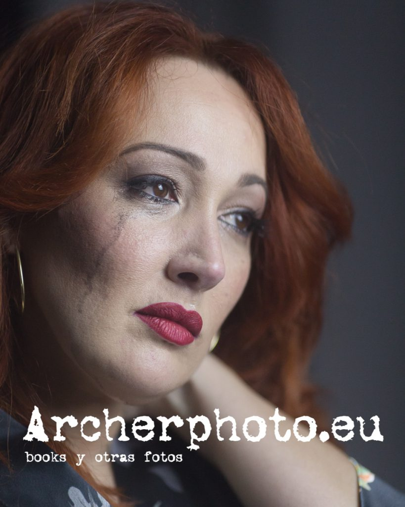 Nadia as a Drama Queen, 2018, fotografos Valencia - Archerphoto