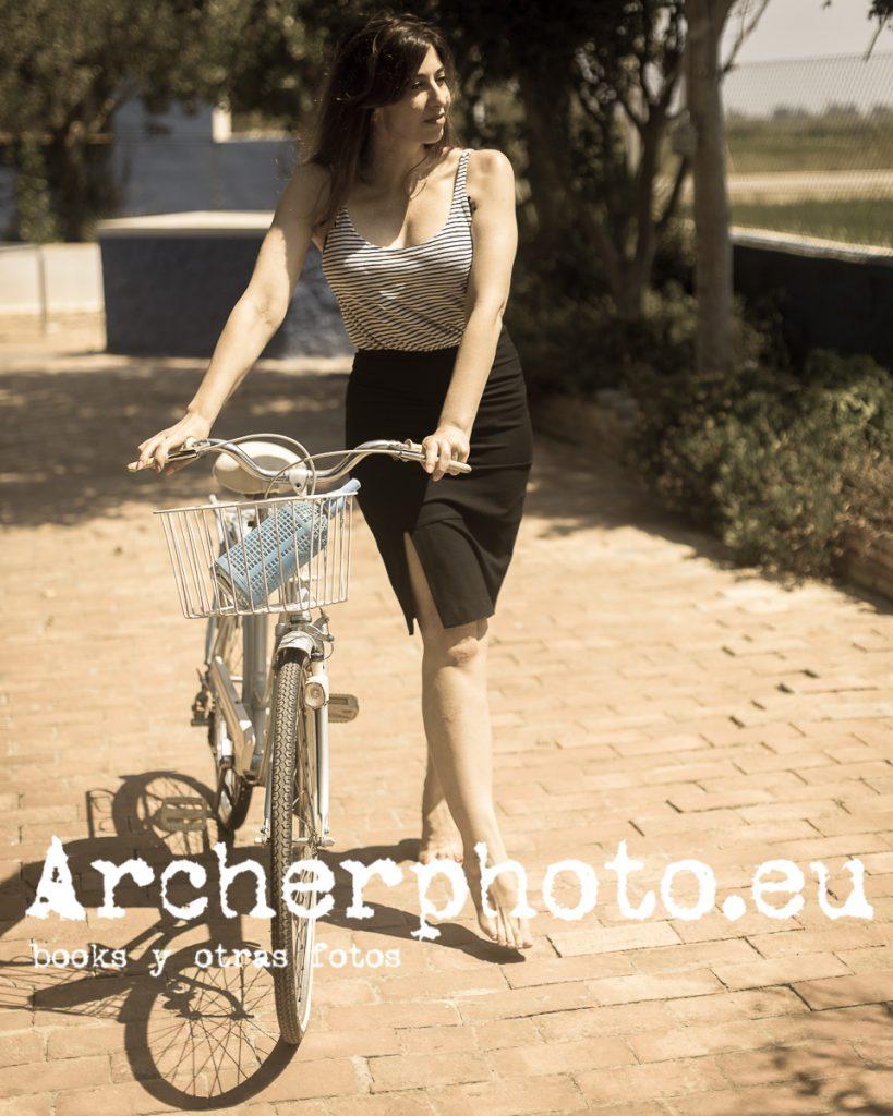 Belén Riquelme, Retrogirl. fotografia Valencia por Archerphoto fotografo profesional