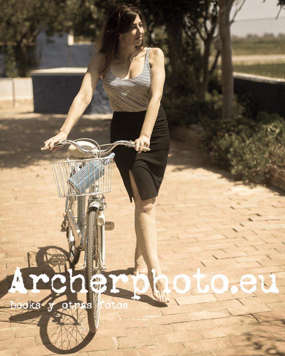 Belén Riquelme, Retrogirl. fotografia Valencia por Archerphoto fotografo retrato y books