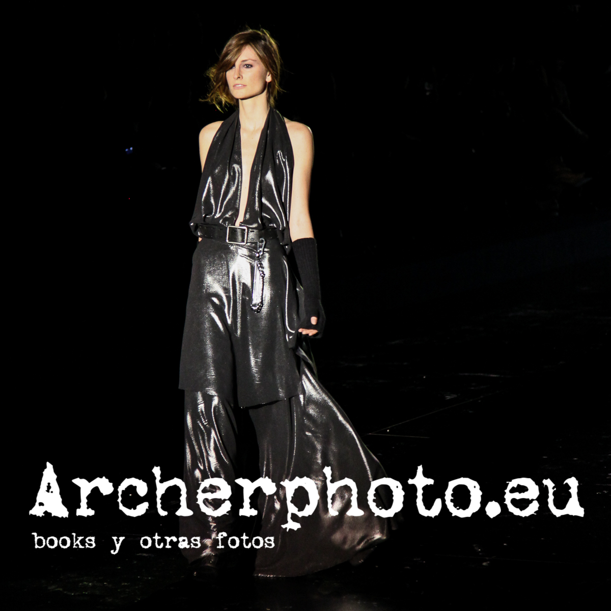 Hoet! runway, Valencia Fashion Week, February 3rd 2009 by Archerphoto, photographer in Spain