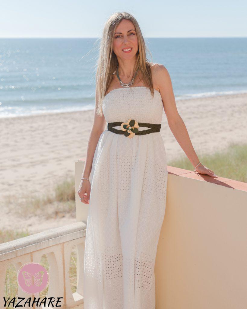 Yazahare (2) vestido blanco playa, fotos para tiendas online, Valencia, fotografos  Valencia