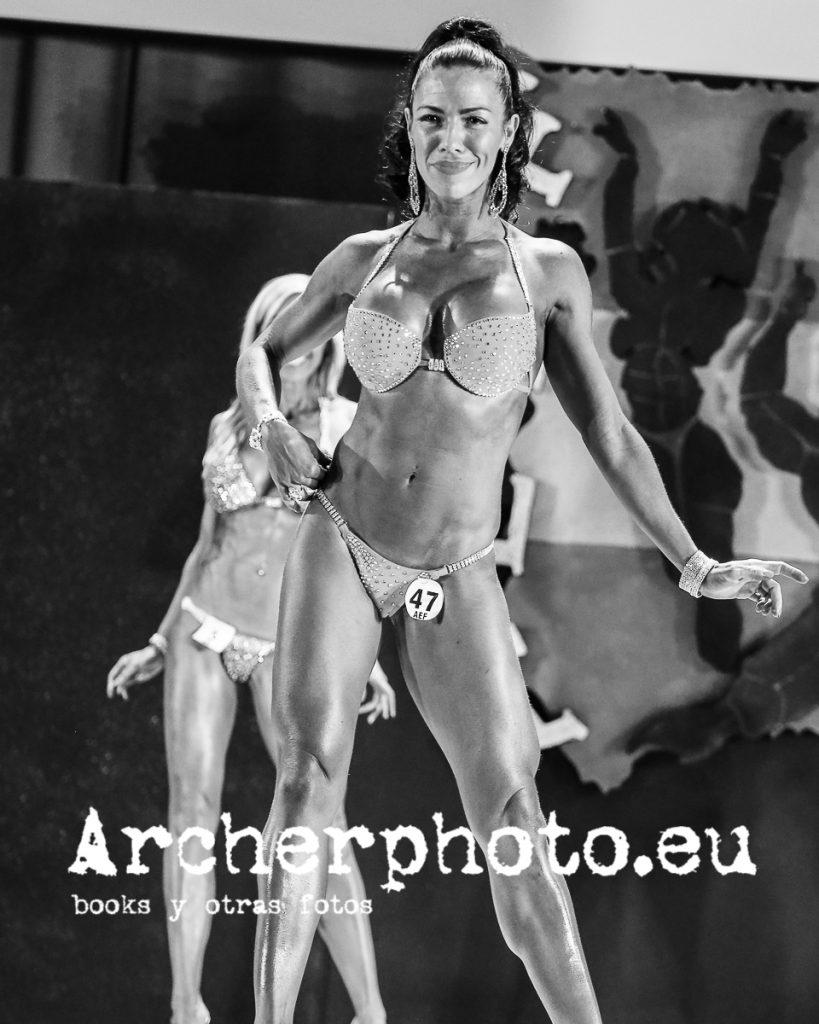 Ana Penella, competición de bikini, otras fotos, Sergi Albir, 2015