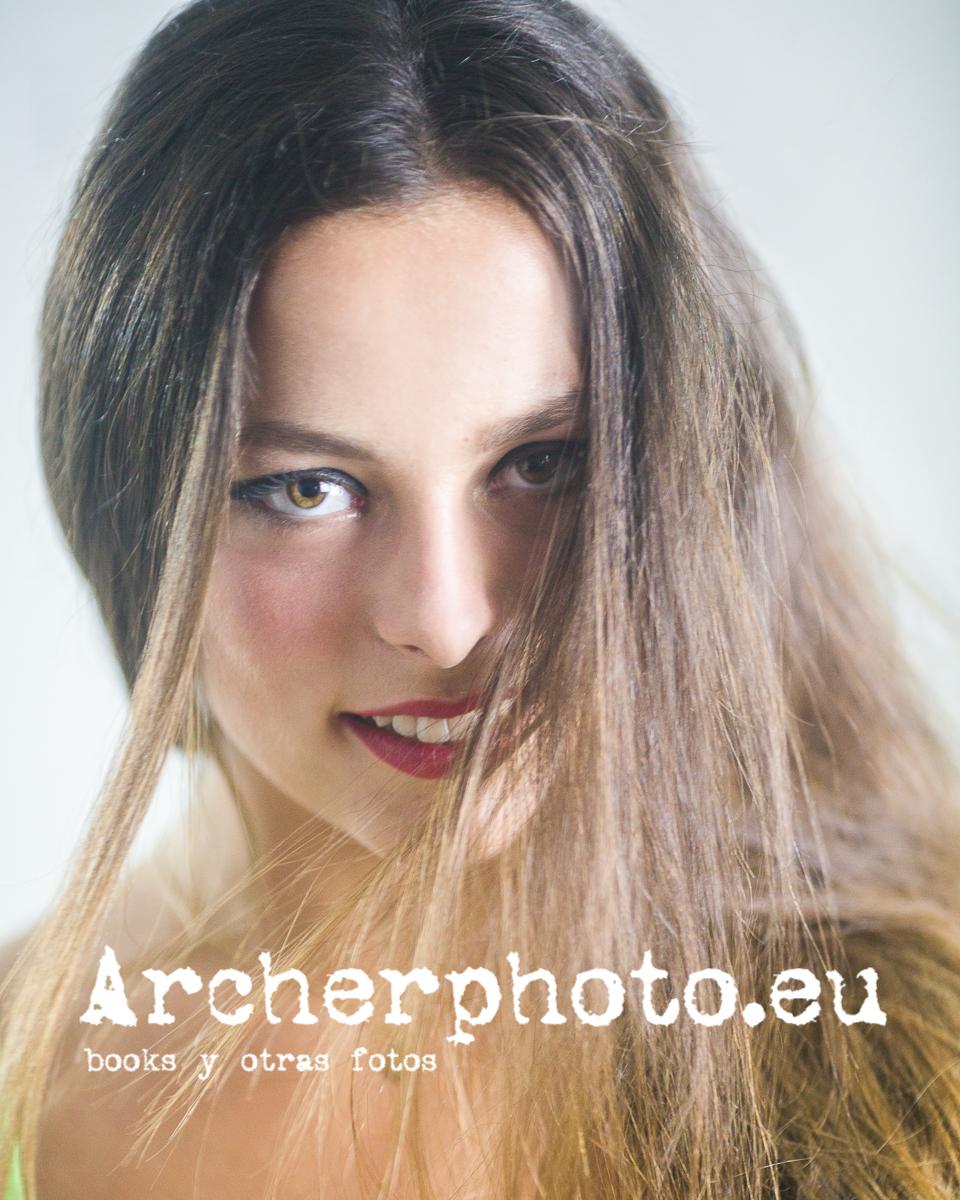 Patricia, 2019 (5) en una sesión de estudio, imagen de Archerphoto, fotografo