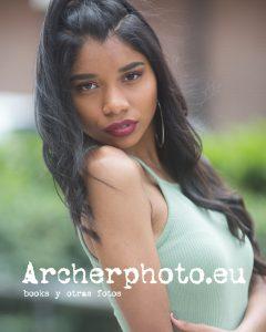 Sara Estellés, 2019 (11) de verde por Archerphoto, fotógrafo books València