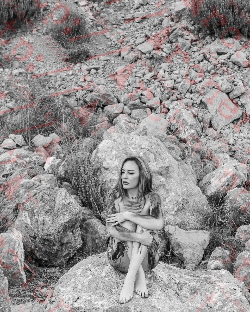 María Roca en exteriores, por Archerphoto fotografo Instagram Valencia