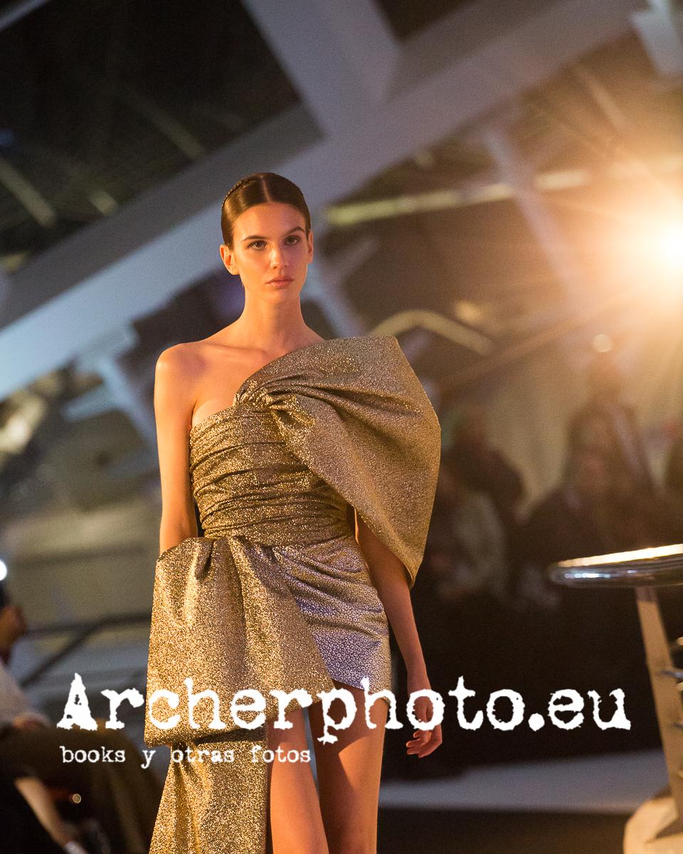 Desfile Isabel Sanchís, 2020 Clec Fashion Festival València
