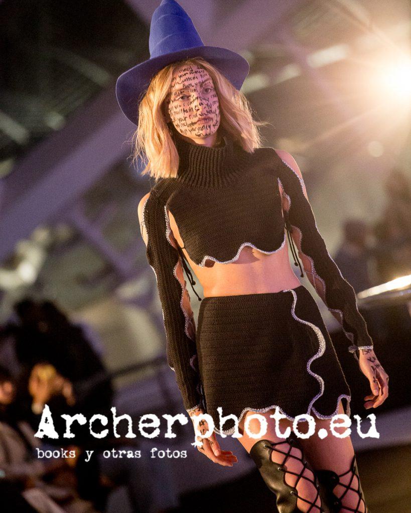 Desfile 404 Studio, 21 de febrero de 2020, Clec Fashion Festival València por Archerphoto, fotografía València