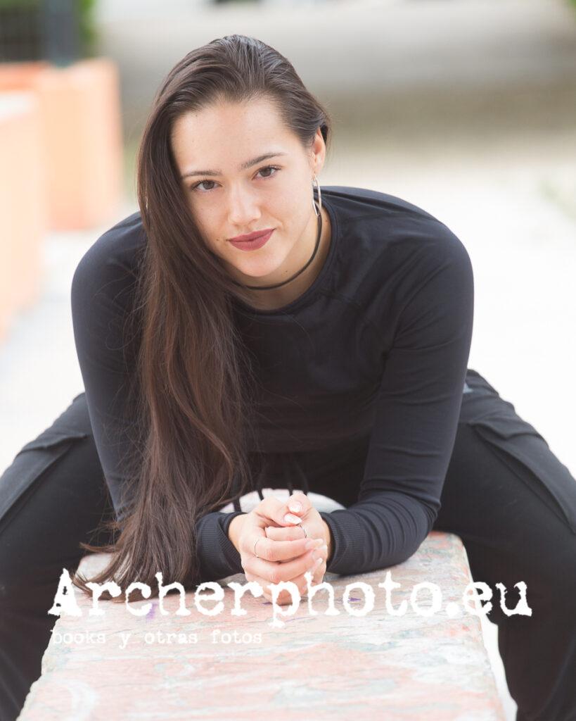 Gemma, 2020 (1) retrato en exteriores de Archerphoto, fotógrafo profesional en Valencia