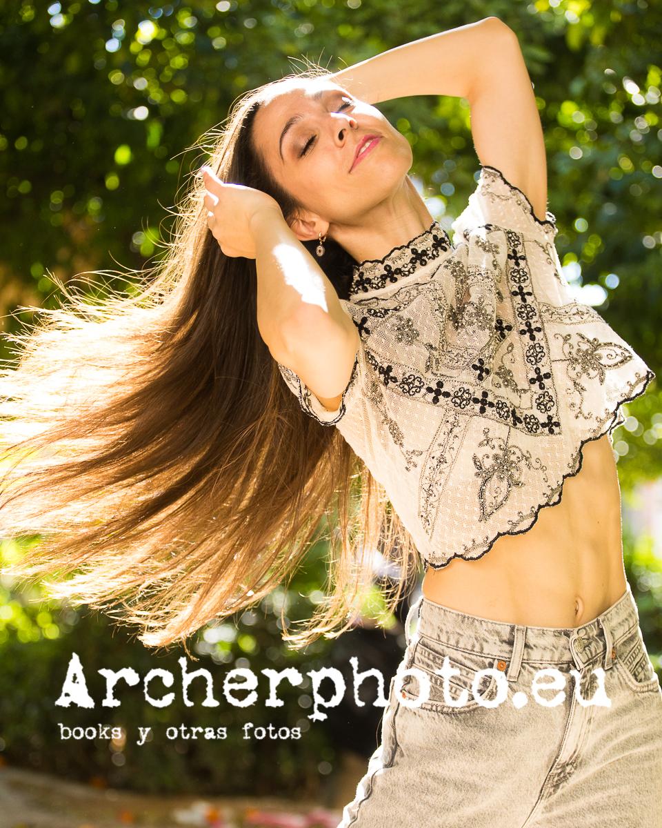 Ana Sophia Scheller en València por Archerphoto, fotógrafo profesional