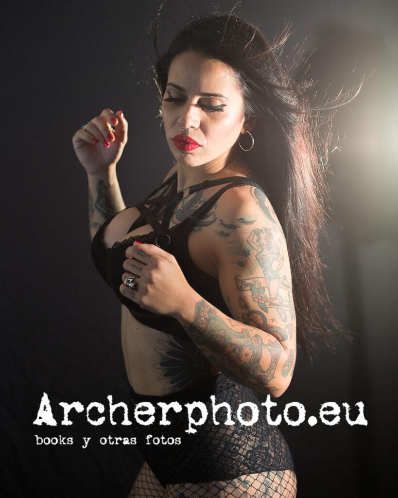 LissVonK666, 2020 (9) retrato en estudio fotográfico en València por Archerphoto,
