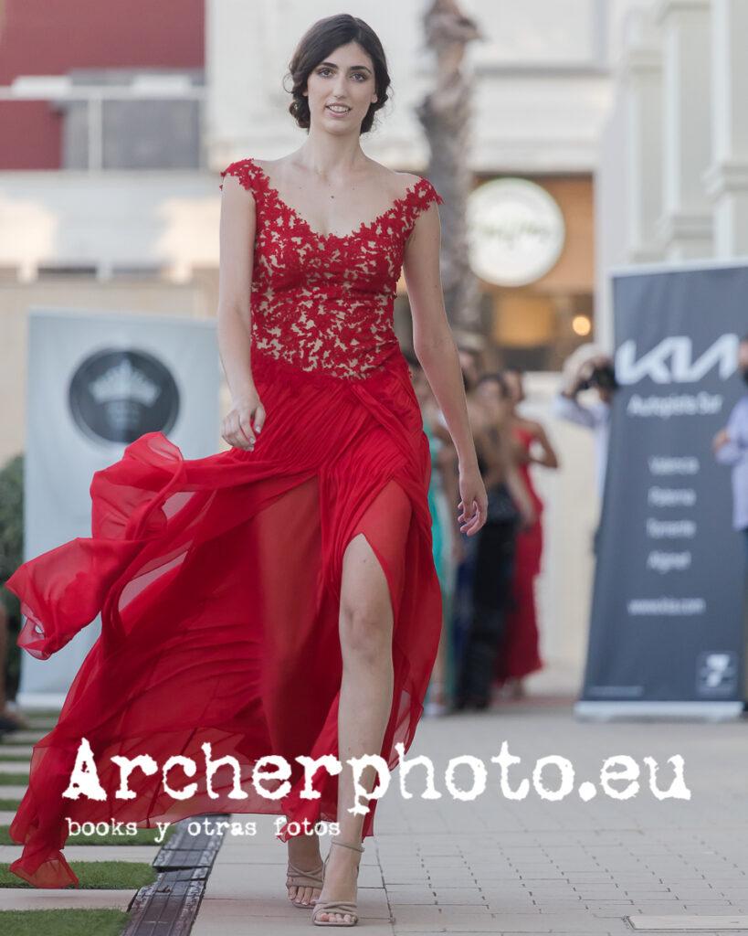 Sandra Monterde, participante Miss Mundo Valencia, 30 julio 2021